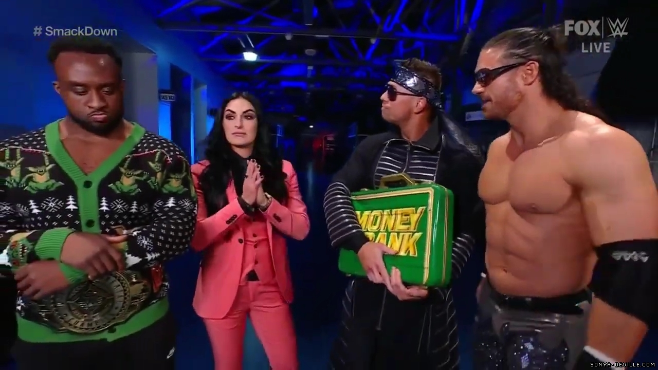 Smackdown Results-January 29th,2021