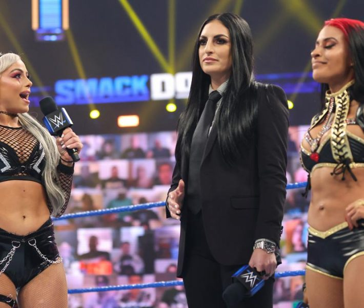 Smackdown Results-July 2nd,2021